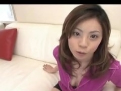 Gorgeous Natsumi getting straight into the action after enjoying slit licking by engulfing shlong equivalent to mad. Watch her riding dick equivalent to a mad woman!